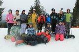 Lyžařský a snowboardový kurz Děti Lipno